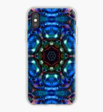 Kaleidoscope Waterdrops iPhone Case