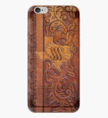 Texas Leather iPhone Case