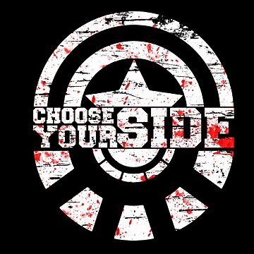 Civil War - Choose Your Side by Sonicfan