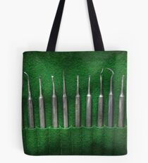 Dentist - The kit Tote Bag