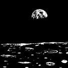 Earthrise by ofthebaltic