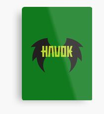 WoW Brand - Havok Demon Hunter Metal Print