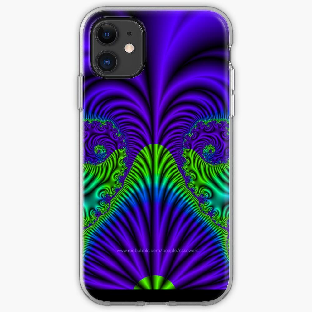 Sea Fan iPhone Soft Case