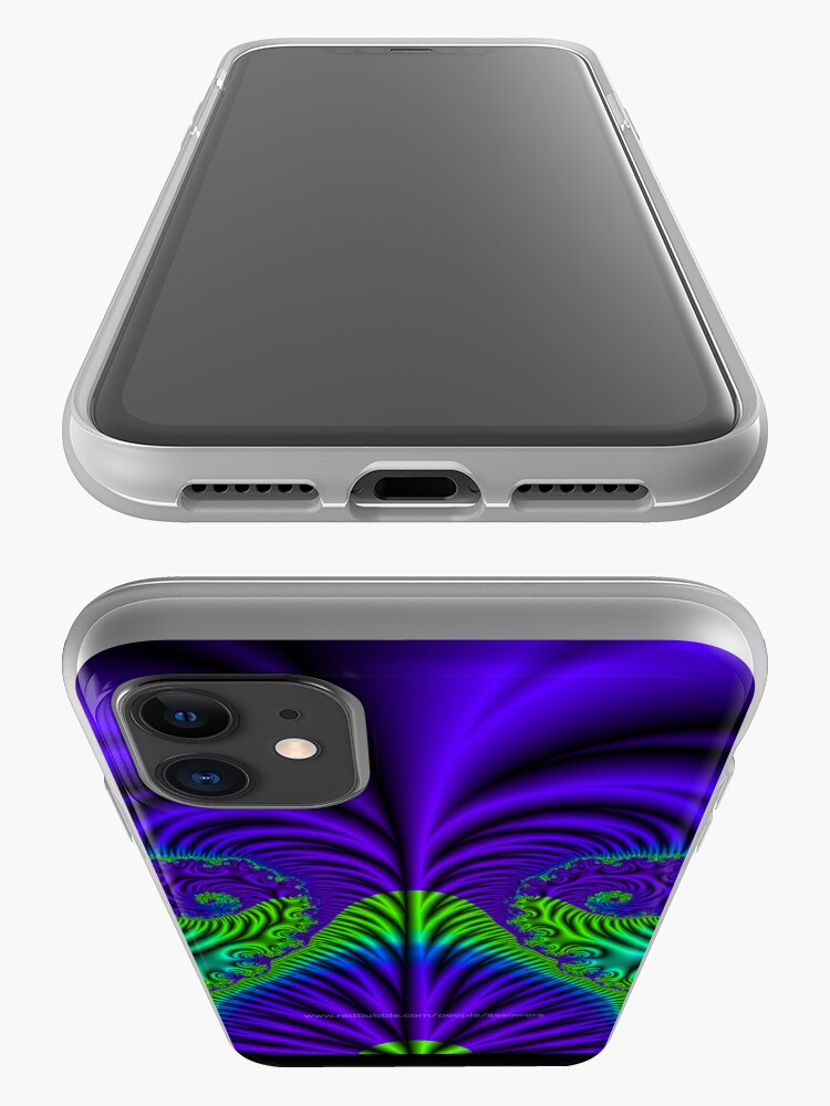 Alternate view of Sea Fan iPhone Case & Cover