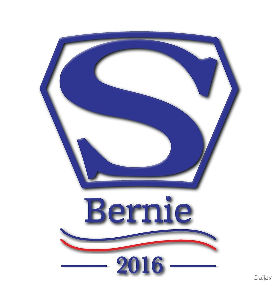 Bernie Sanders 2016 by Daijav