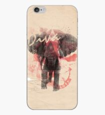 Vinilo o funda para iPhone Discretamente griego :: Elephantitus