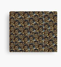 rigby face Canvas Print