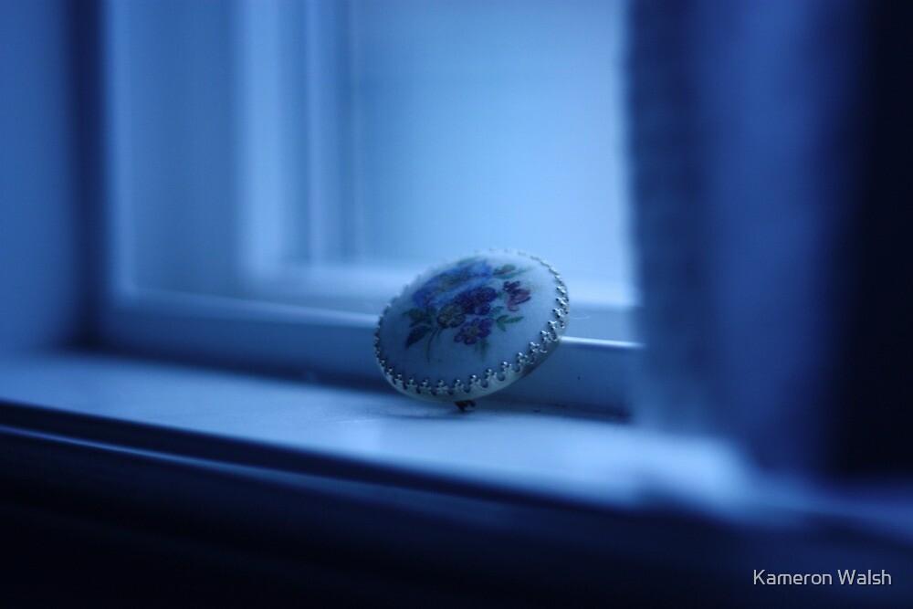 Blue Memories by Kameron Walsh