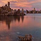 Mono Lake Sunset by Nolan Nitschke