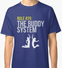 Zombieland Survival Guide - Rule #29 - The Buddy System Classic T-Shirt
