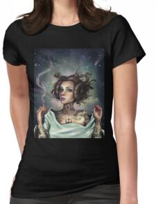 Opheleia Womens Fitted T-Shirt