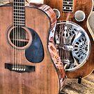 We Three Strings by shutterbug2010