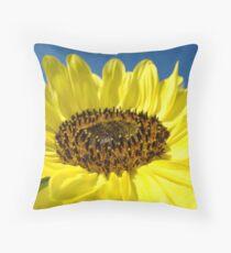 Sunflower Fine Art Prints Yellow Sunflowers Floral Throw Pillow