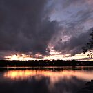 Lake Banook in the Gloaming by Cameron  Allen Lamond