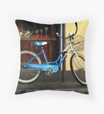 Schwinn Throw Pillow