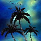 Tropical Night by Rozalia Toth