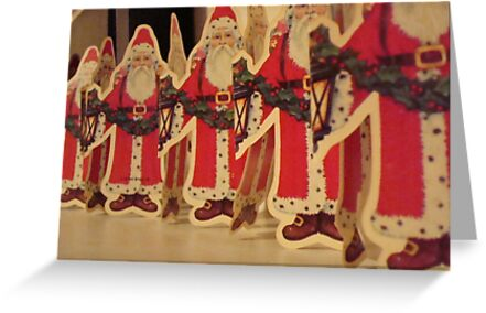 Old Fashioned Santas  ^ by ctheworld