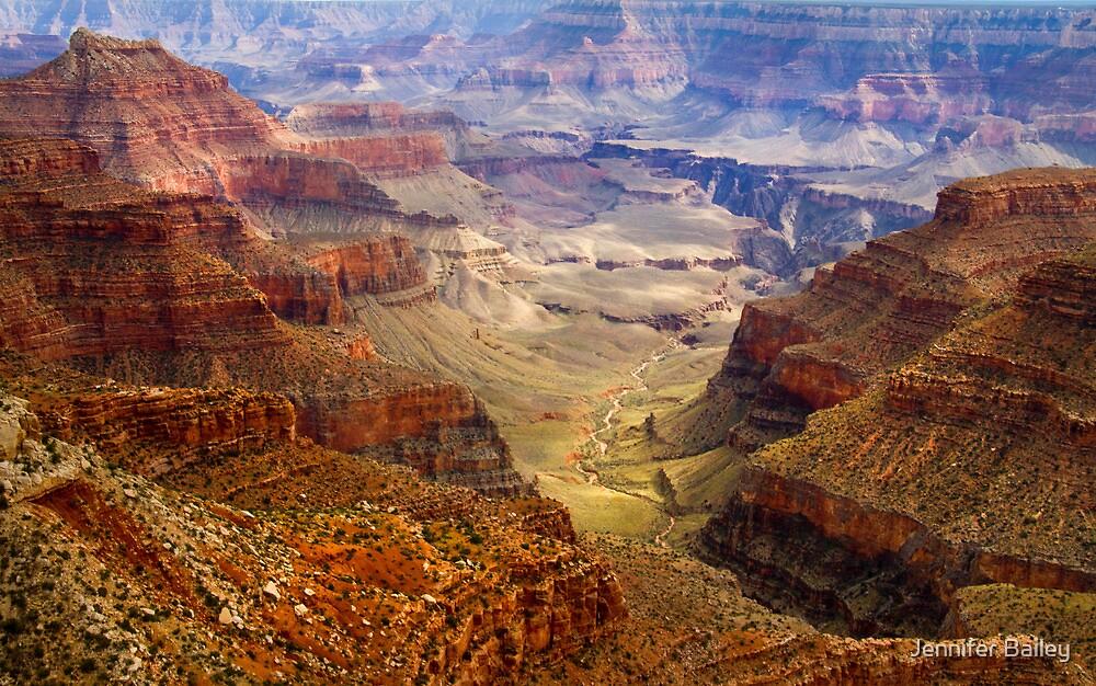 Grand Canyon National Park, Arizona, USA by Jennifer Bailey