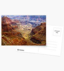 Grand Canyon National Park, Arizona, USA Postcards