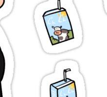smol tobes III Sticker