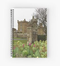 Culzean Castle, Scotland Spiral Notebook