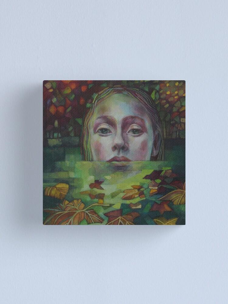 "Alternate view of ""ANGUANA"" Canvas Print"