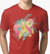 Flutter Nature Tri-blend T-Shirt