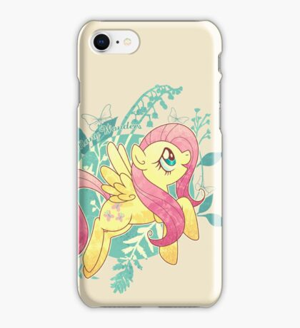 Flutter Nature iPhone Case/Skin