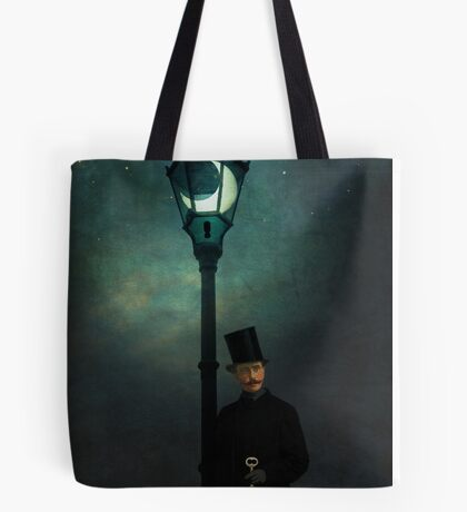 It happened in the moonlight Tote Bag
