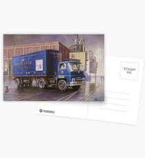Tate and Lyle's Guy Warrior Postcards