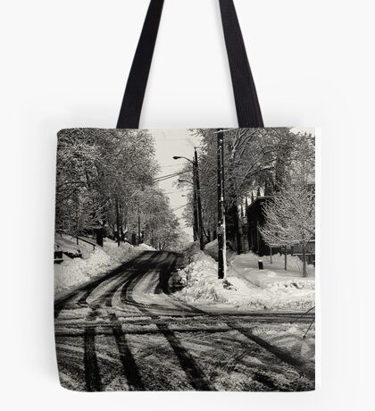 Fresh Powder Tote Bag