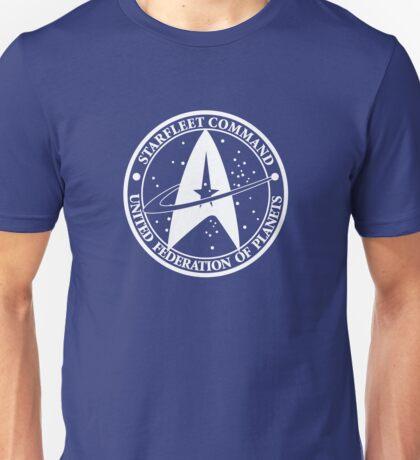 Star Trek - United Federation of Planets - logo Unisex T-Shirt