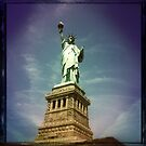 Statue of Liberty by George Dambassis