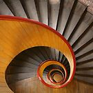 Spiral Staircase by Michelle Callahan