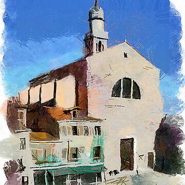 Venice Churches by yumas