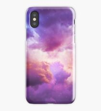 The Skies Are Painted (Cloud Galaxy) iPhone Case