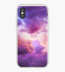 Vinilo o funda para iPhone The Skies Are Painted (Cloud Galaxy)