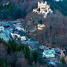 Germany Castle #3 by Chris Muscat