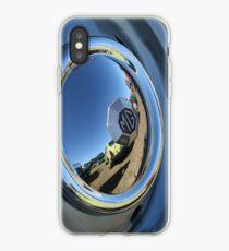 MG Hubcap iPhone Case