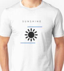 Sunshine (Airfix Democracies artwork) T-Shirt