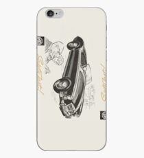 MGA 1600 Roadster Brochure iPhone Case