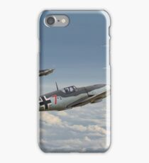 Bf109-G  'Honour the Threat' iPhone Case/Skin