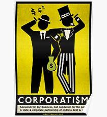 Corporatism  Poster