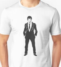 SebastiAn - Total (Original Artwork 3) (Black) Unisex T-Shirt