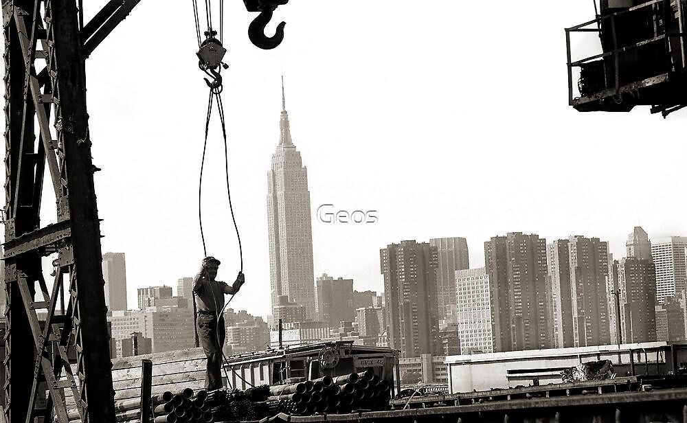 City of Commerce by Geos