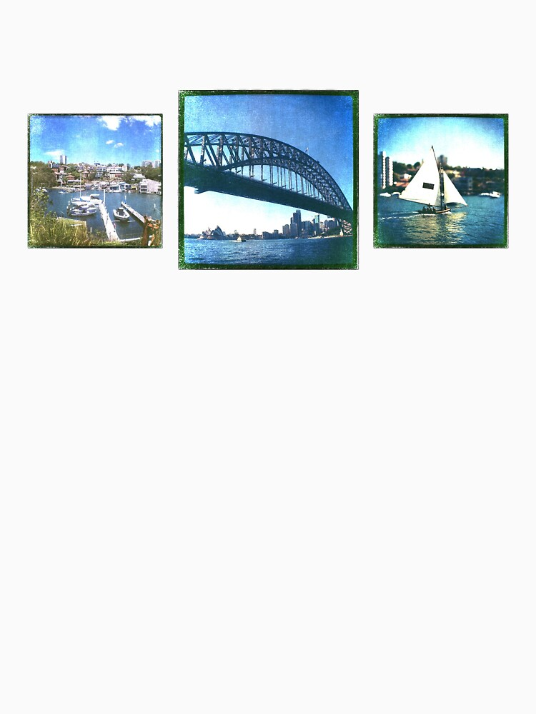 Gotta love Sydney (4) - Harbour by halans