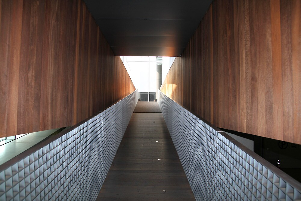 Leeung Samsung Museum Carpark Entry by Jane McDougall