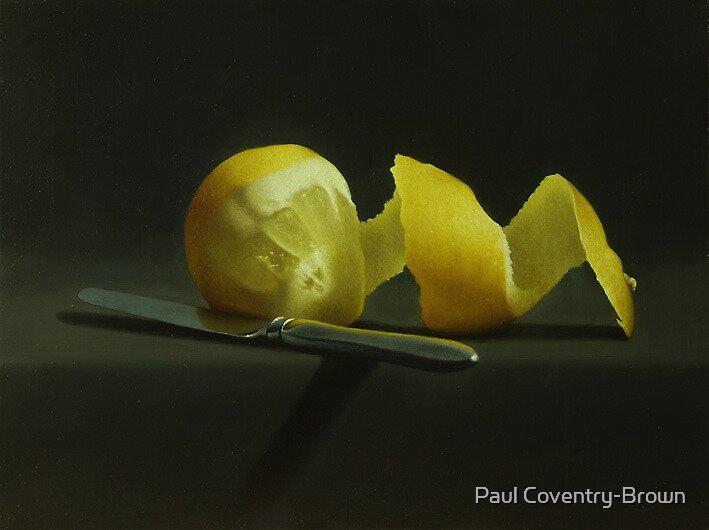 Lemon Twirl by Paul Coventry-Brown