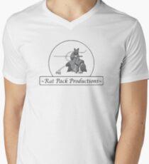 Rat Pack Tee Men's V-Neck T-Shirt