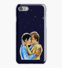 Spirk in Space Phone iPhone Case/Skin